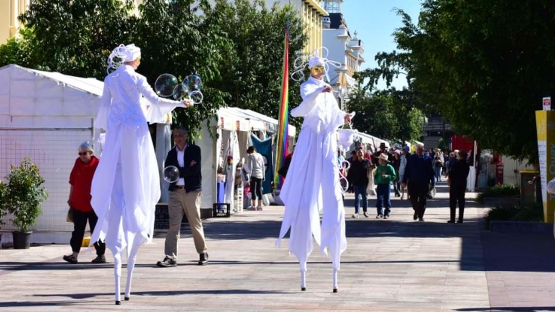 Article heading image for 2018 Rockhampton River Festival Huge Success
