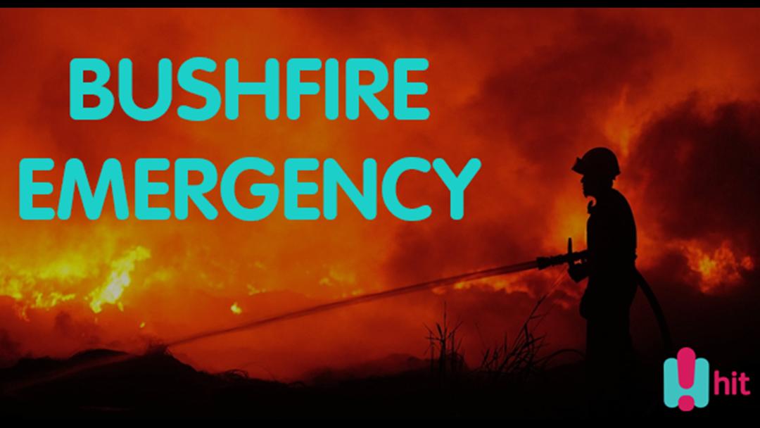 Article heading image for Bushfire EMERGENCY WARNING for eastern part of Elleker in City of Albany