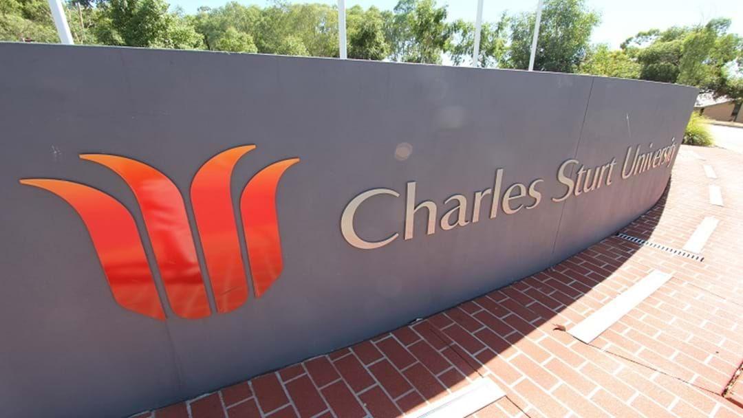 Article heading image for Charles Sturt University WON'T change its name