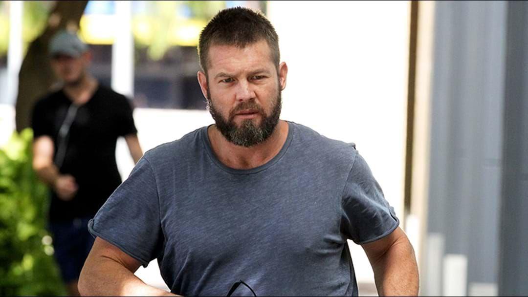 Article heading image for Ben Cousins Arrested On Drug Charges