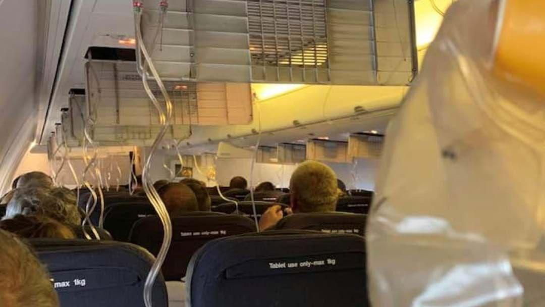 Article heading image for Qantas Flight Diverted, Makes Emergency Landing After Pressurisation Issue