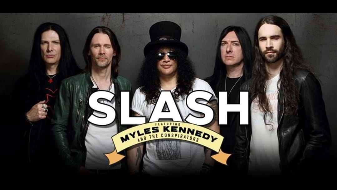 Article heading image for Triple M Presents | Slash ft Myles Kennedy & The Conspirators Australia Tour 2019!