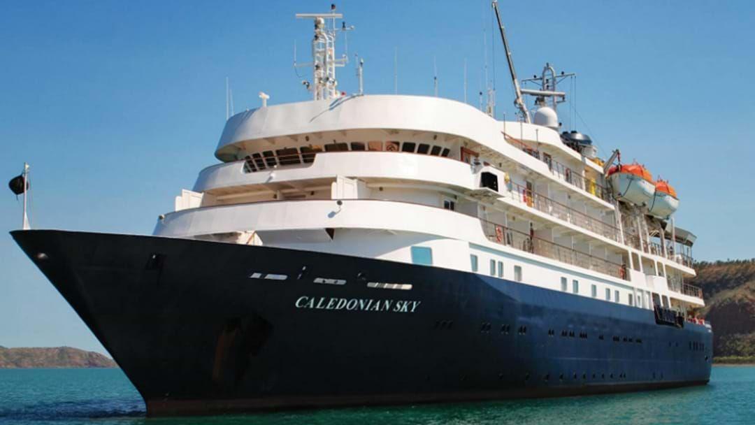 Article heading image for Newcastle Cruise Ship Season Begins!