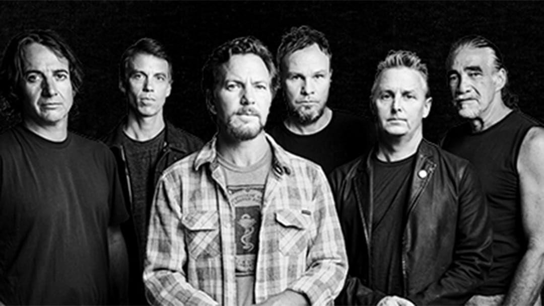 Article heading image for Pearl Jam Hiatus Announced