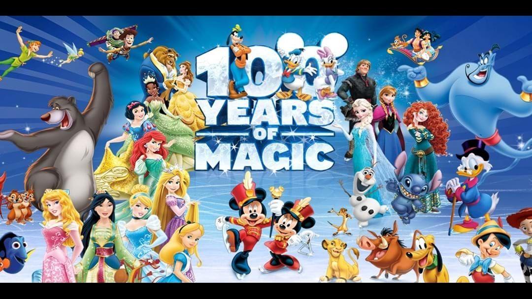 Article heading image for Disney On Ice Celebrates 100 Years Of Disney Magic